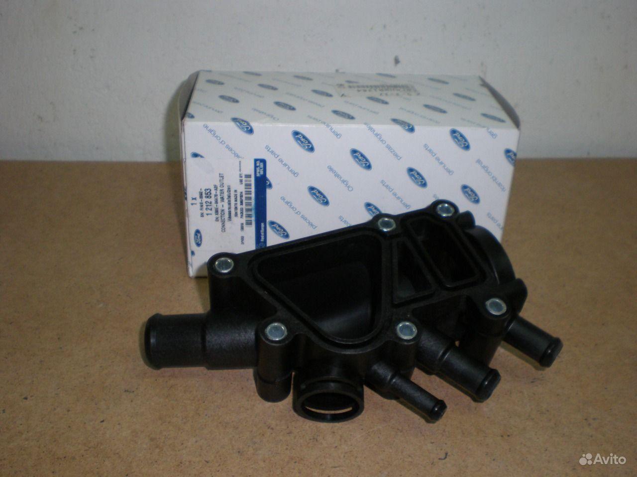 корпус термостата форд фокус фото
