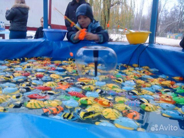 детский досуг рыбацкое