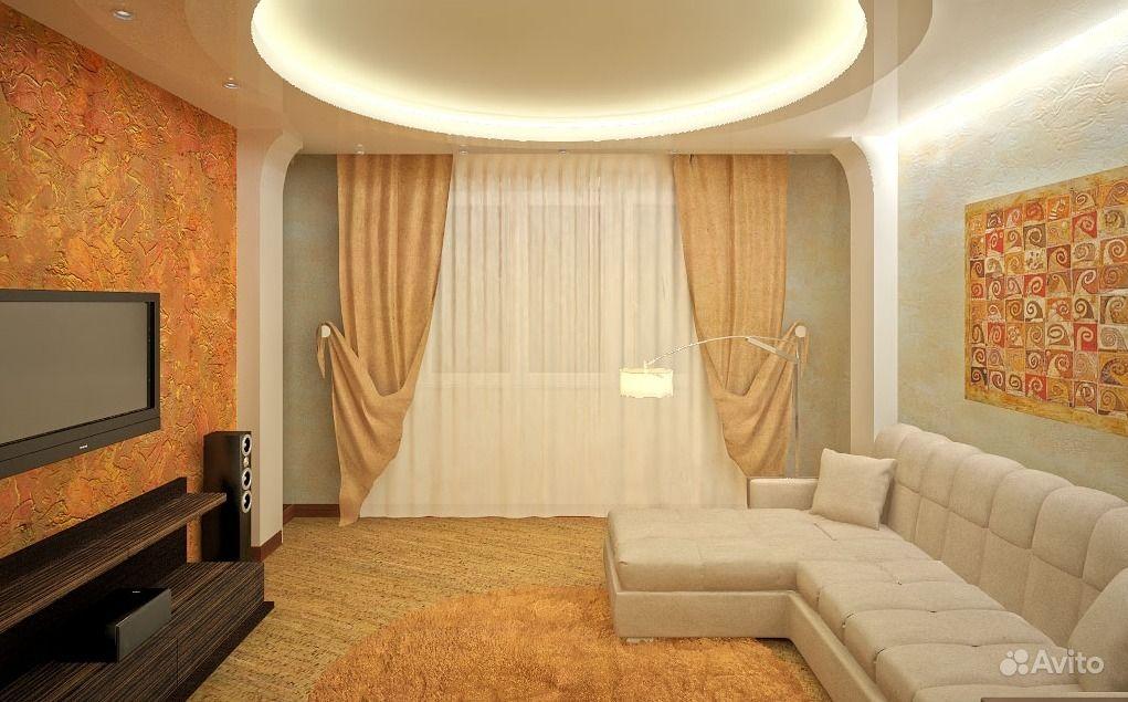 Оформление дизайн зала