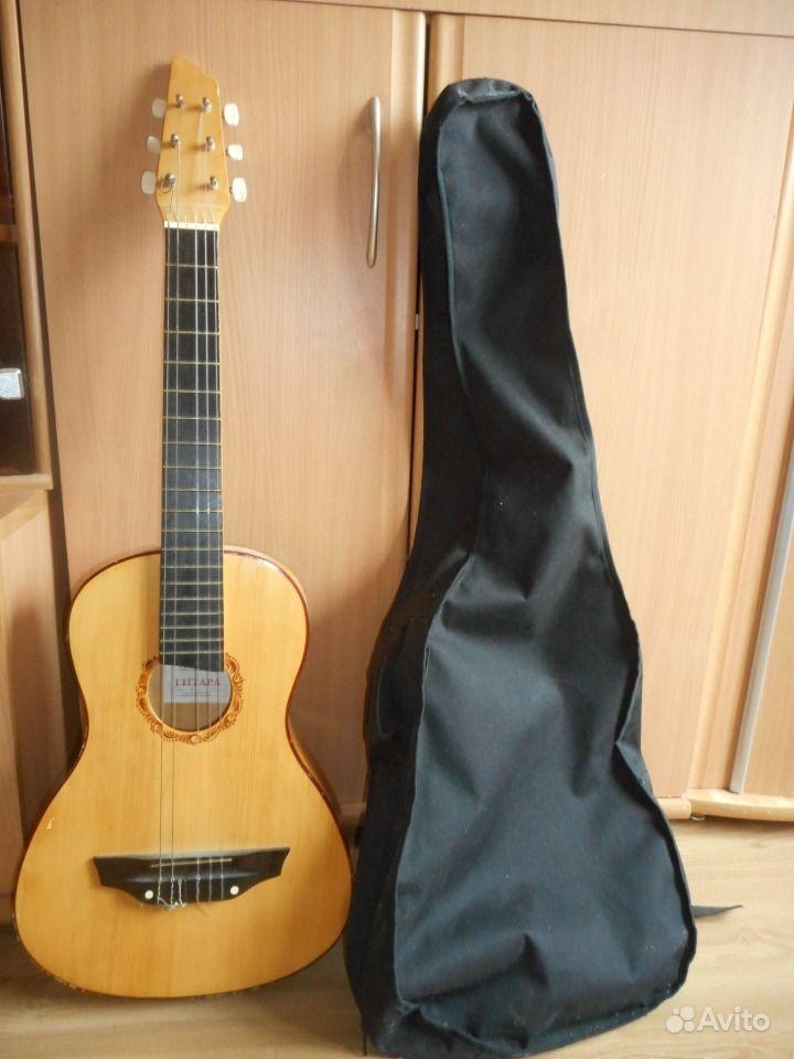 Гитара для подростка. Мурманская область,  Мурманск