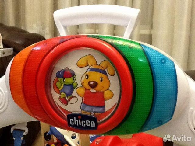 Игрушка развивающая Детский тренажер Chicco (Чико