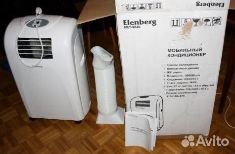 elenberg кондиционеры инструкции