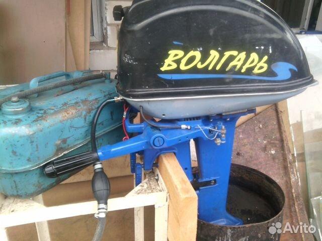баринов лодочный мотор