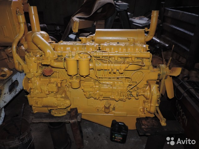 фото двигателя а-01