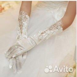 А нужны ли перчатки к свадебному платью??? - Свадебное платье и