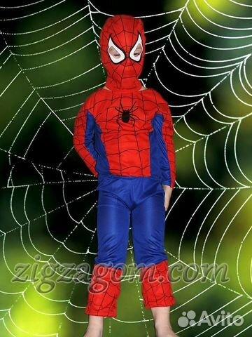 Как сделать костюм человека-паука своими руками