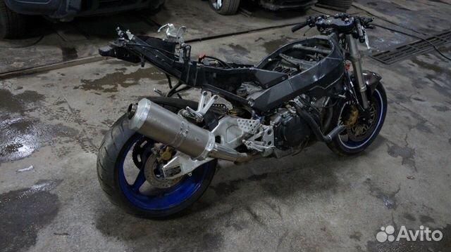 89831314444 Honda CBR954 CBR 954 SC50 2002 год