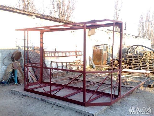 Конструкция навесного балкона. - дизайнерские решения - ката.