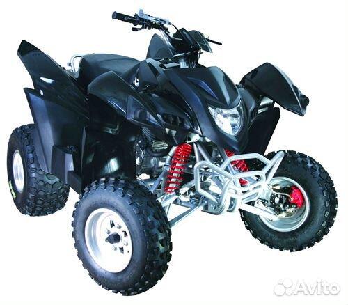 Квадроцикл ADLY ATV-6 U Luxury: официальный