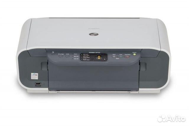 Коды ошибок для принтеров canon pixma mp140 mp150