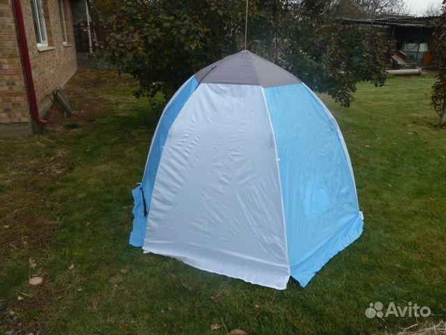где в челябинске купить палатку для рыбалки