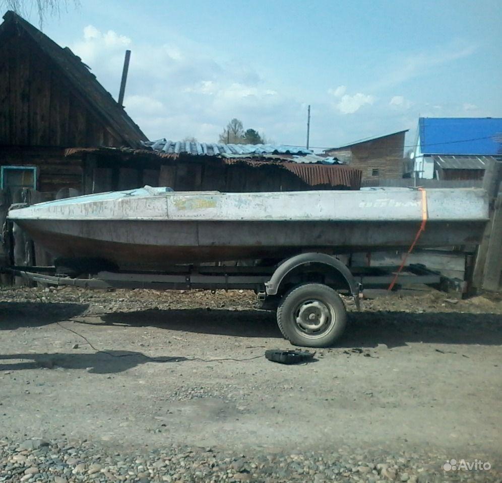 продажа лодки обь 1 в москве