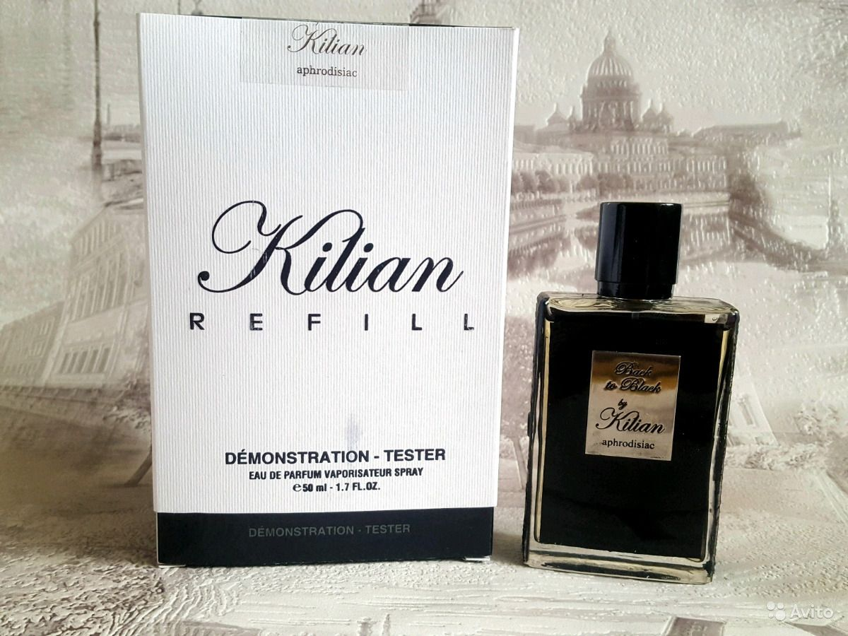 Back To Black By Kilian Eau De Parfum Afrodisiac Festimaru