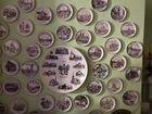 Коллекционные номерные тарелки