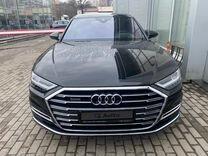 Новый Audi A8, 2021, цена 9 214 621 руб.