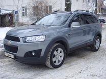 Chevrolet Captiva, 2014 г., Ярославль