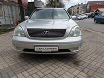 Lexus LS, 2001 г., Краснодар