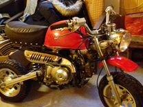 Honda monkey (skyteam) — Мотоциклы и мототехника в Москве