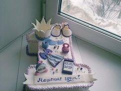 Домашние торты и десерты на заказ