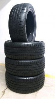 Шины continental cross contact 275/45R21