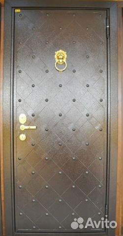 стальные металические двери стал