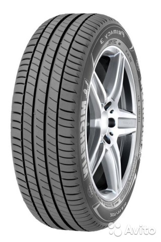 Автошины 225/45R17 Michelin Primacy3— фотография №1
