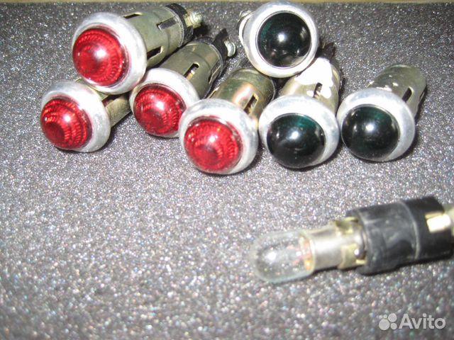 Контрольные лампы панели приборов Газ Газ купить в Москве  Контрольные лампы панели приборов Газ 69 Газ 51 фотография №2