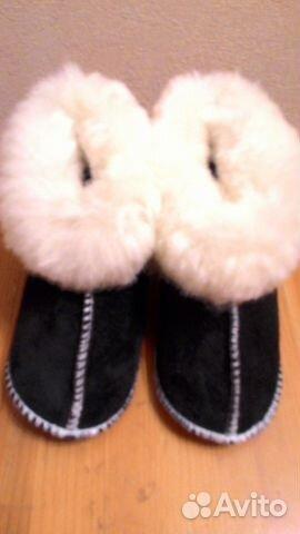Домашняя обувь: тапочки, угги, сапожки, чуни-2 - Взрослое и