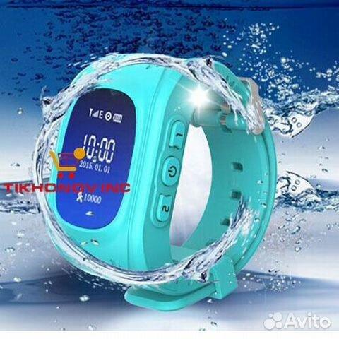 Детские умные часы smart baby watch q50 gw300 - e
