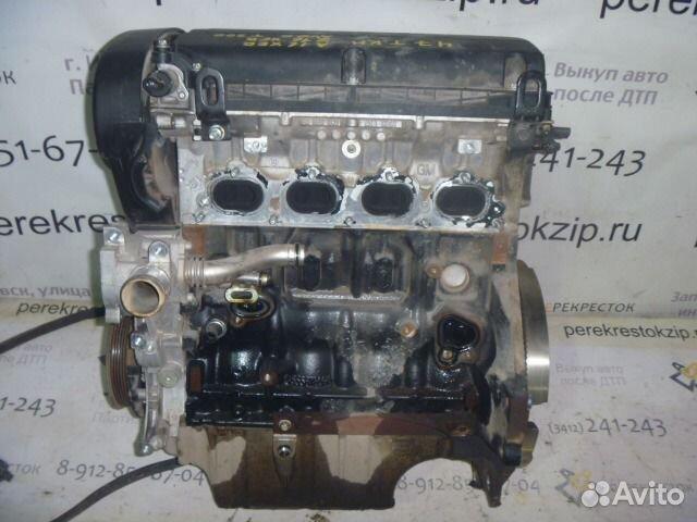 двигатель двс chevrolet aveo 2013