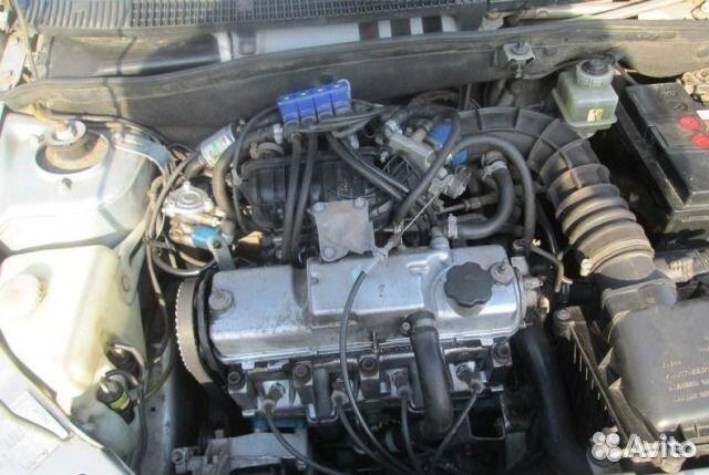 Б у двигатель ваз 1119