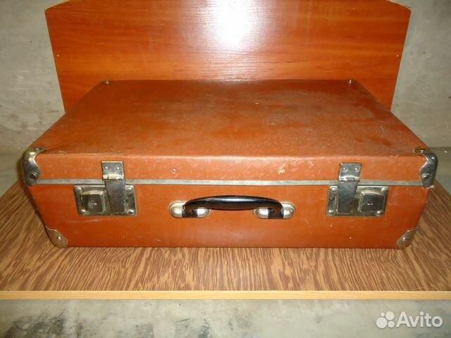 ca9bea7cebda Продаю чемодан времен СССР купить в Самарской области на Avito ...