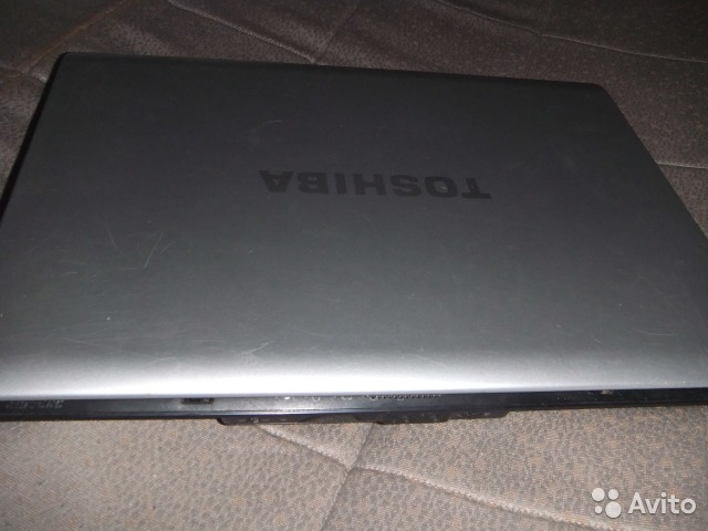 Ноутбук Toshiba Satellite L300-110 на з/части— фотография №1