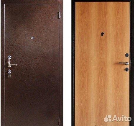 входные двери мдф металл в квартиру от производителя