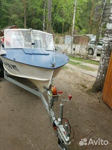 купить лодку с мотором бу в брянске