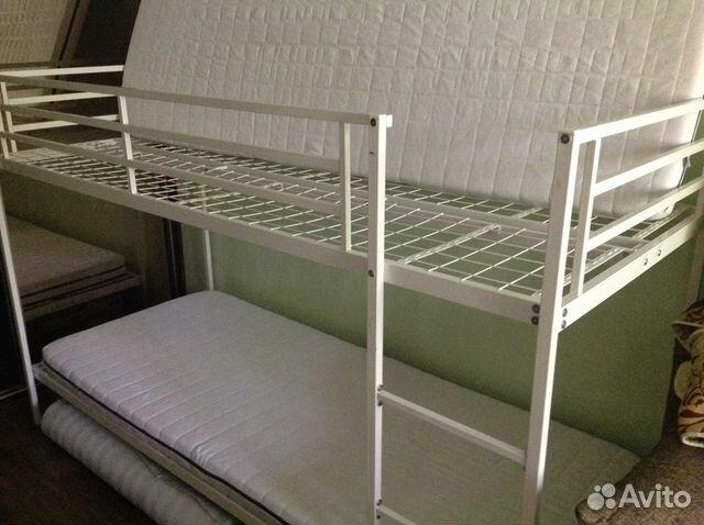 Двухъярусную кровать икеа
