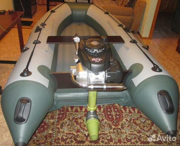 лодочный мотор водомет хонда купить в