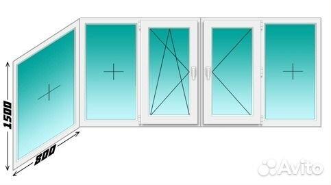 Пластиковые окна пвх купить в краснодаре на propartner.
