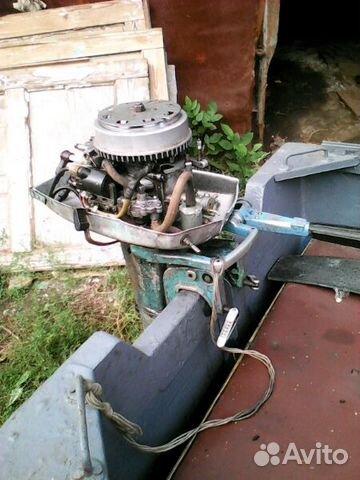ульяновский моторный завод лодочный мотор ветерок