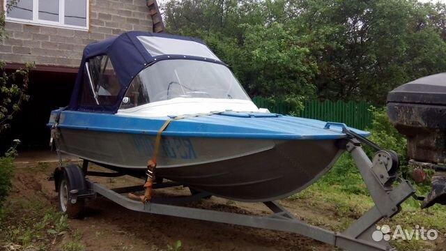 б у лодки в мурманске и области