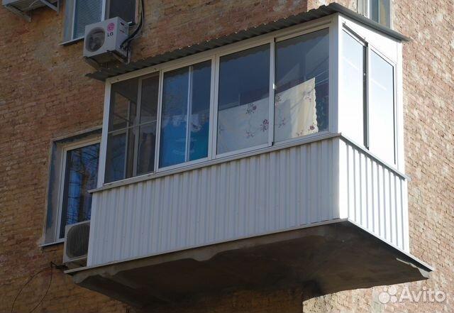 Остекление балконов купить в волгоградской области на avito .