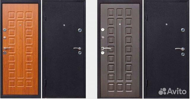 металлические двери производства россии каталог