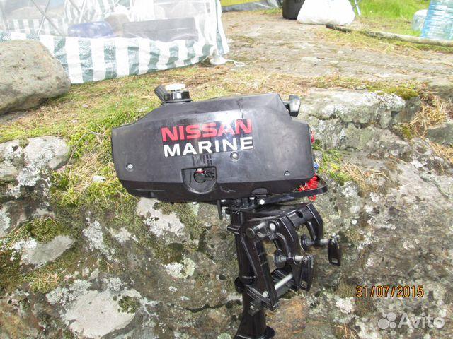 техническое содержание лодочного мотора ниссан