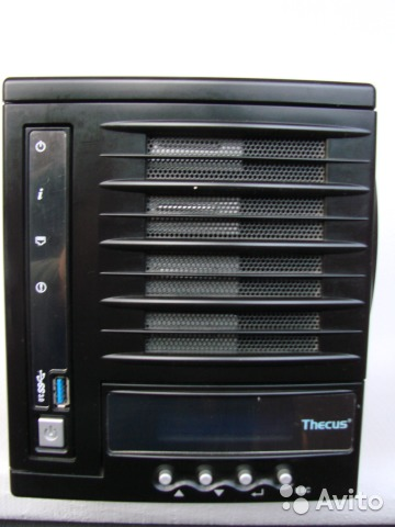 THECUS N4560 NAS SERVER TREIBER WINDOWS 10