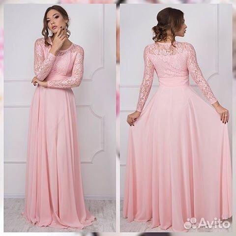 Куплю платье в пол 50 р