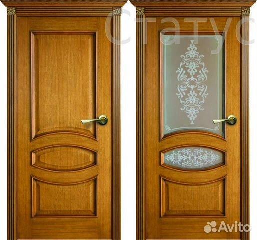 Межкомнатные двери  купить недорого с установкой в Москве