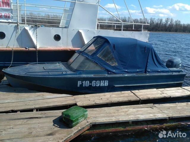 купить лодку с мотором бу в сызрани на авито