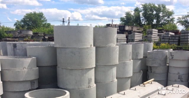 Жби кольца асбест бетон для фундамента жби