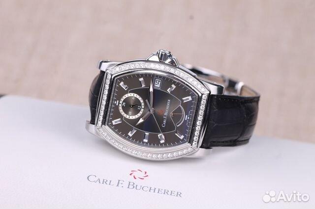 37a6883d3cff Швейцарские часы Carl F. Bucherer Patravi   Festima.Ru - Мониторинг ...