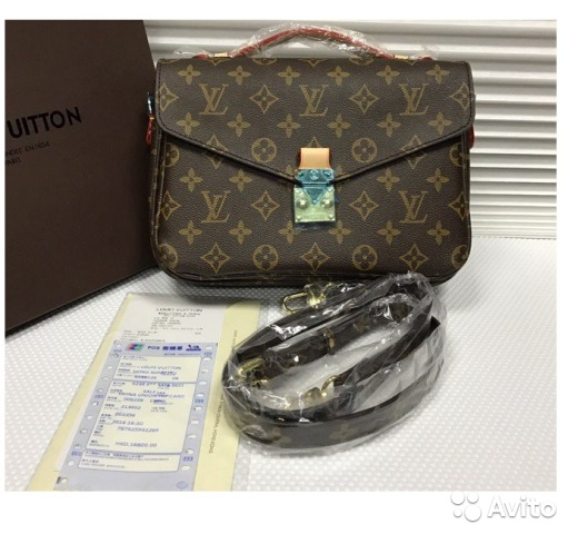 471d98e08c85 Витон LV Louis Bosphore Рюкзак Vuitton Monogram Лу | Festima.Ru ...